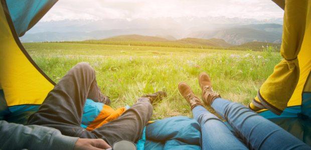 Tips voor comfortabel overnachten in een tent